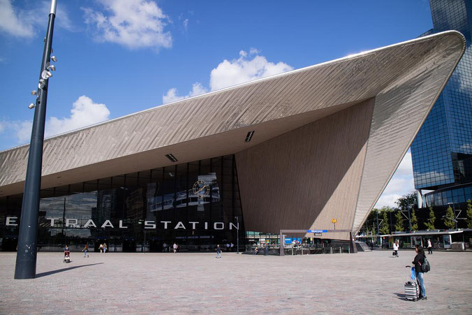 freaky finance, freaky travel, Rotterdam, Centraal Station, Reisebericht, invest-abc