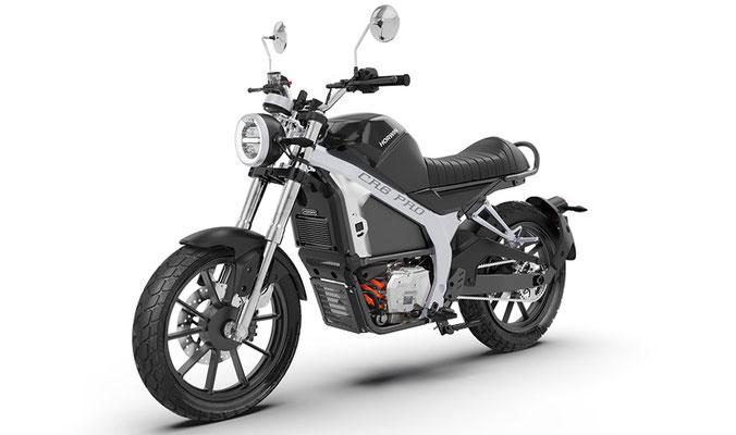 Elektromotorrad Horwin CR6 Pro bei EinfallsReich!