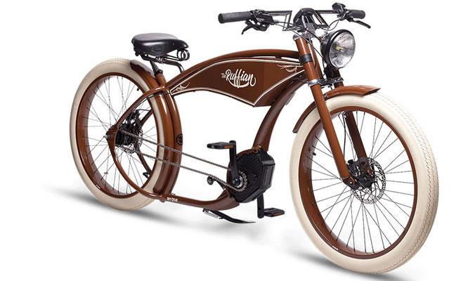 E-Bike Riff Cycles Ruffian