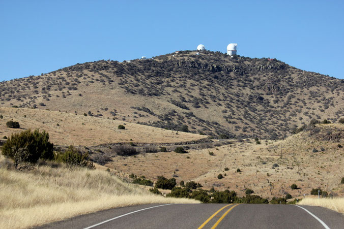 OBSERVATORIUM IN FORT DAVIS