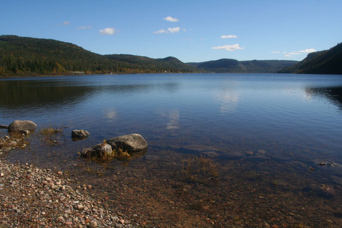 BONNE BAY LITTLE POND