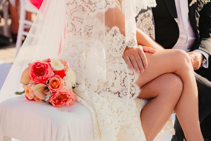 Eheversprechen Mallorca, Hochzeits Deko perfect wedding