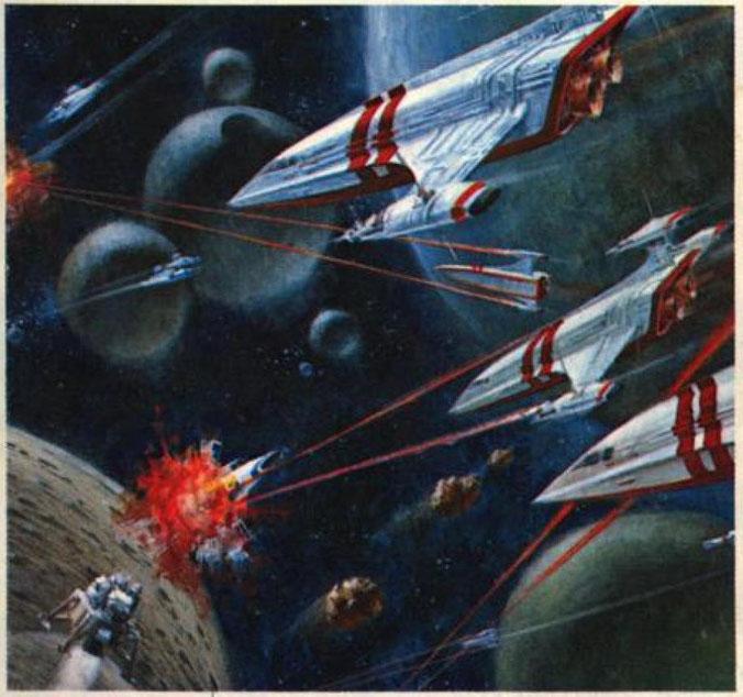 star ship atari 2600