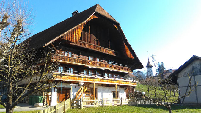Bauernhaus Ortbühlweg