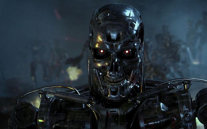 Terminator 4 Filmbild