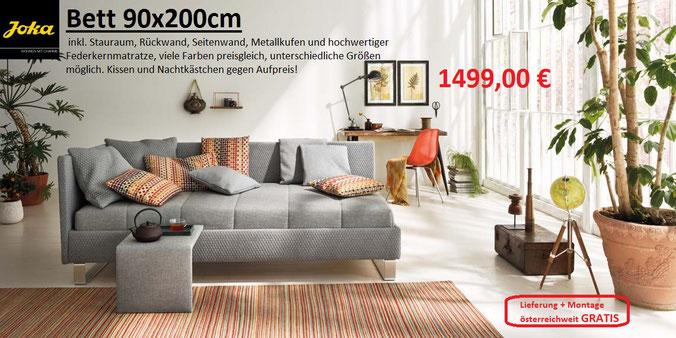 JOKA Modell Calma - Topsofa Möbel zu Spitzenpreisen