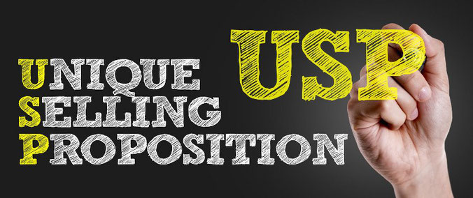 unique selling proposition - proposta unica di vendita - marketing e leadership - ing remo luzi