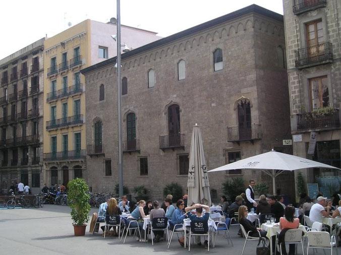 Plaça Sant Miquel