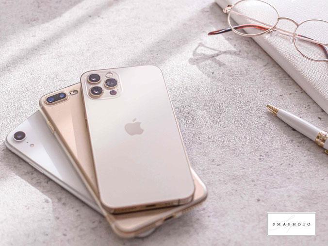 iPhone トリプルレンズ