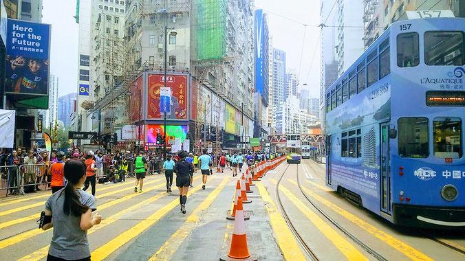 コーズウェイベイ香港マラソン