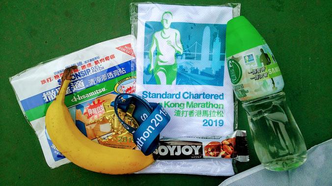 香港マラソン2019