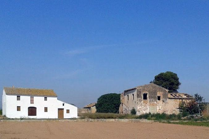 Recuperando las Alquerías en la huerta Oeste de Valencia.