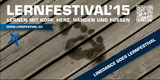 Line Dance goes Lernfestival