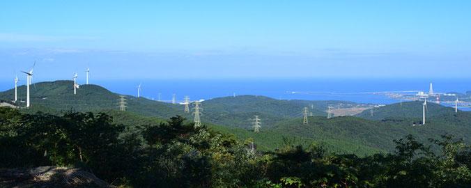 株式会社柳山ウインドファーム様風力発電施設