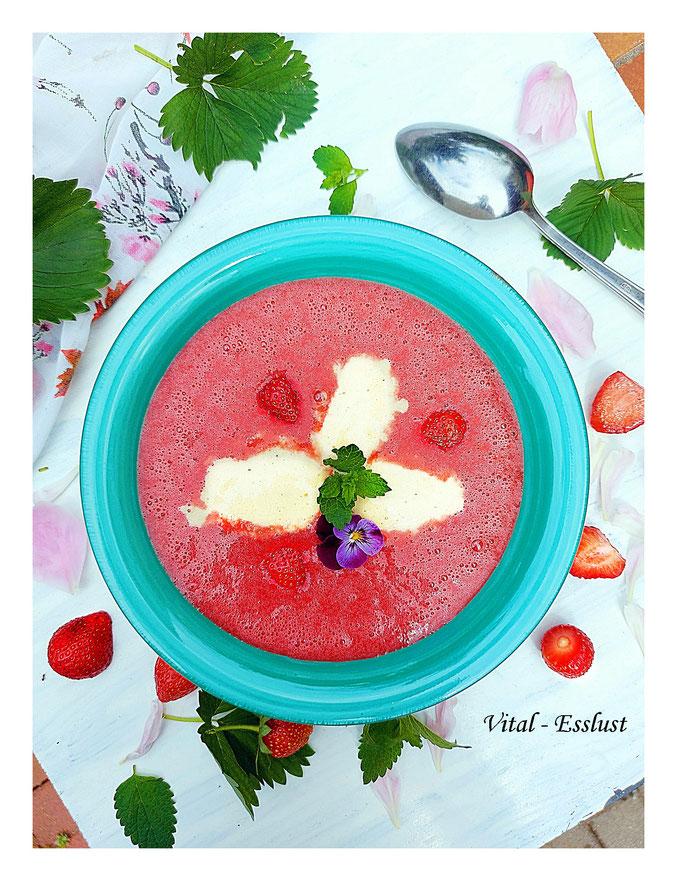 erdbeeren-kaltschale-fermentieren-rot