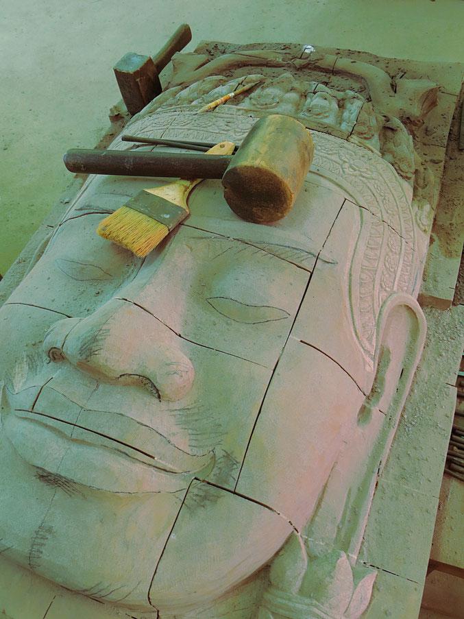 Kunsthandwerk hat in Kambodscha eine lange Tradition.