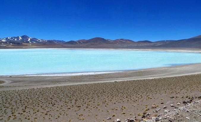 Die Laguna Tuyaito.