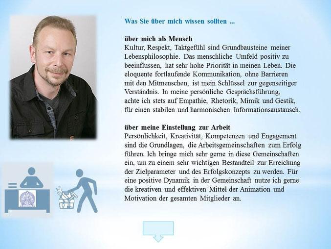 Über mich als Mensch von Herr Michael - Josef Lichtblau - Lichtblau ...