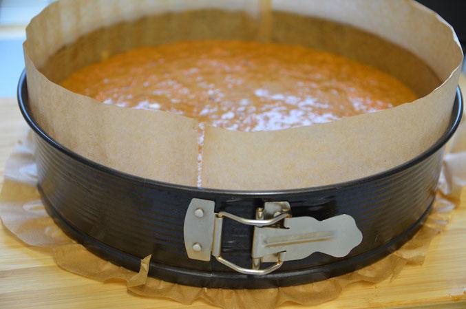 Karattenkuchen-Rezept. Foodblog Pour le Plaisir