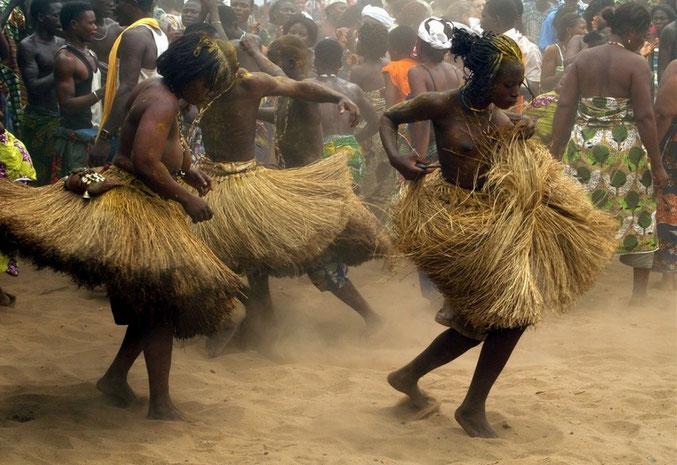 Le vaudou : la danse de communion avec les esprits