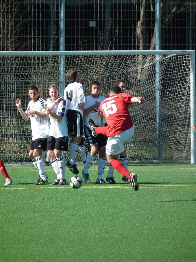 Starke Leistung in Wiesbaden das Kubo- Team gegen den Türkischen SV- Wiesbaden
