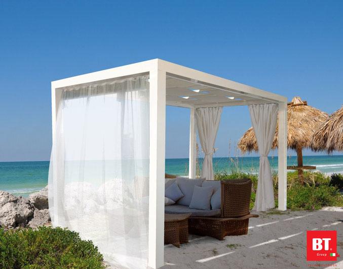 cube pavillon sonnenschutz tirol rohregger. Black Bedroom Furniture Sets. Home Design Ideas