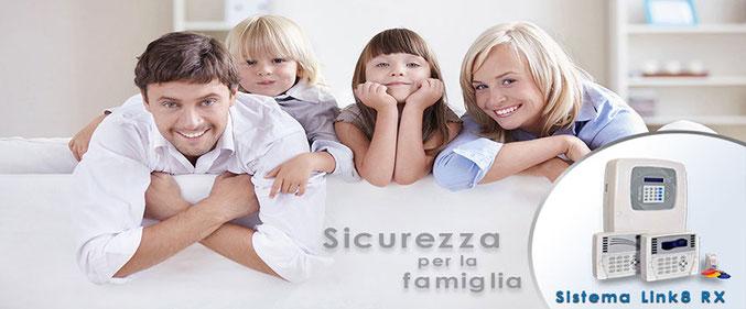 Sicurezza Per La Famiglia