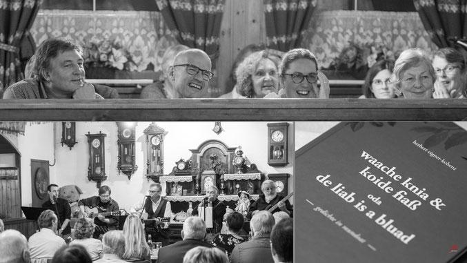 Buchpräsentation in Probstdorf