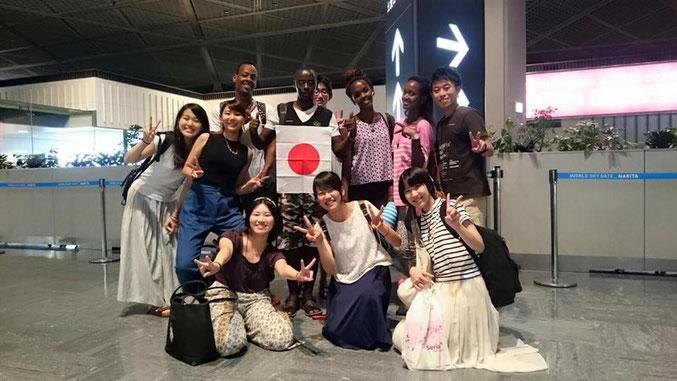 第13回本会議(日本開催)参加メンバー