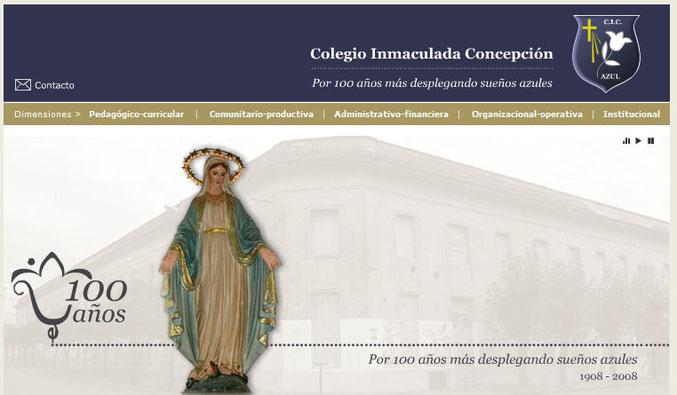 Ar: Inmaculada Concepción