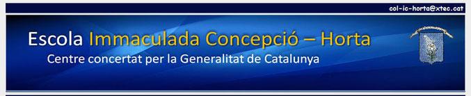 Barcelona - Horta : Immaculada Concepció