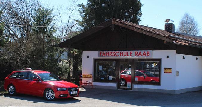 Fahrschule Raab in Schaftlach/Waakirchen