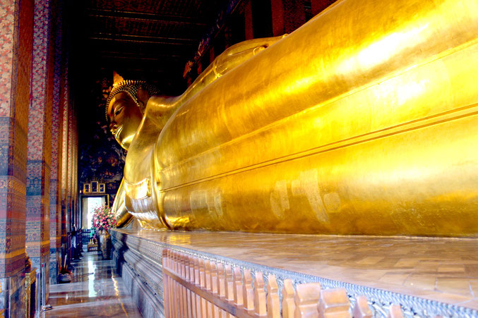 Thailand Urlaub mit den Highlights in Bangkok.