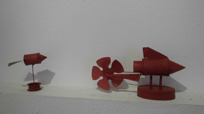 Fusées diverses