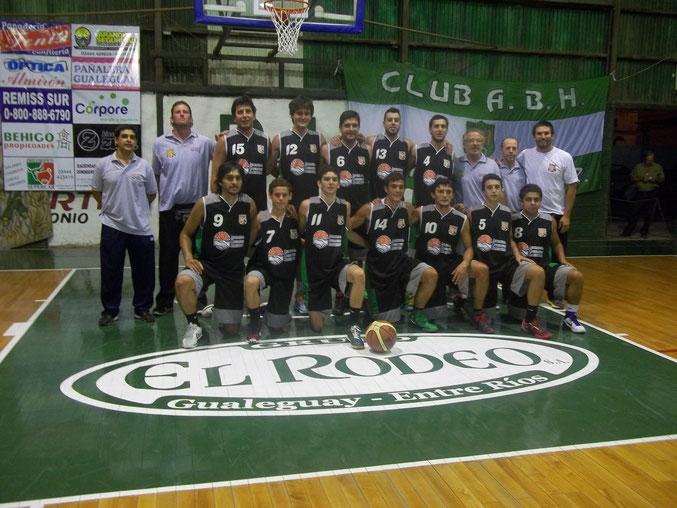 Equipo de 1ª - 2014