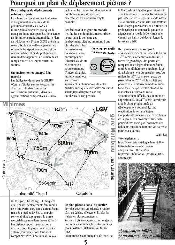à pied, à cheval, à vélo... (Gazette des Chalets n° 70 - été 2012)