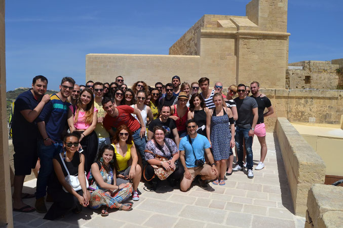 Click on the picture to see on facebook all the pictures of the trip