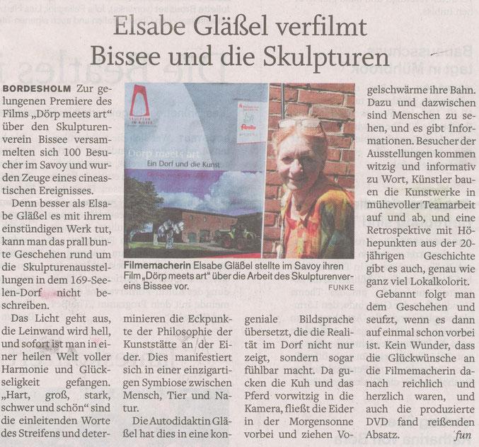 Holsteiner Courier Juni 2017