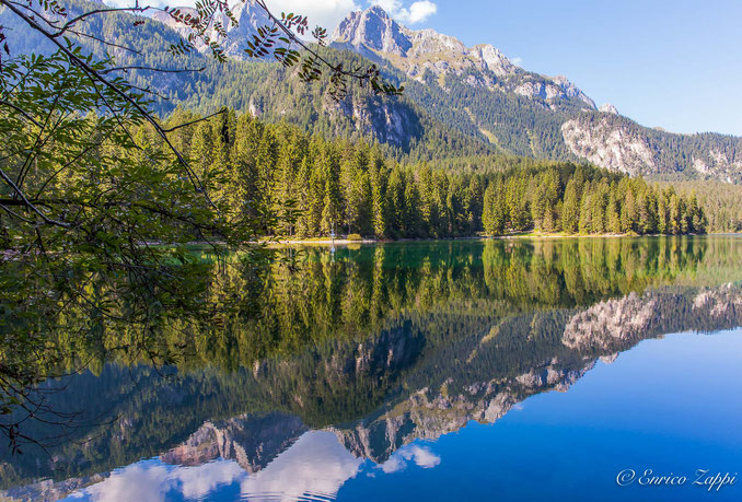 Lago di Tovel.