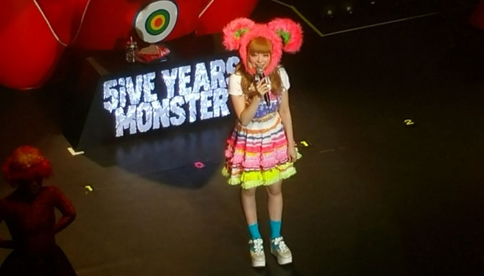 Kyary Pamyu Pamyu in London 2016