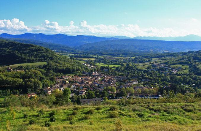 Les Hauts de Chalabre - Rando Pyrénées Audoises