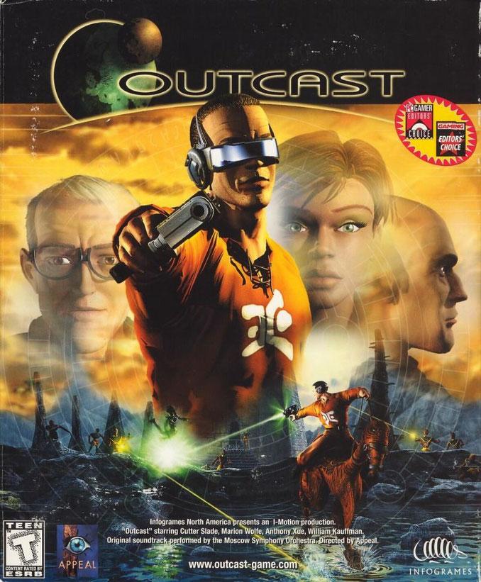 Outcast 1999