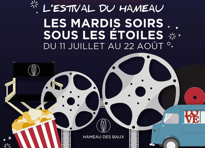 L'Estival du Hameau, les mardis soirs sous les étoiles à Paradou