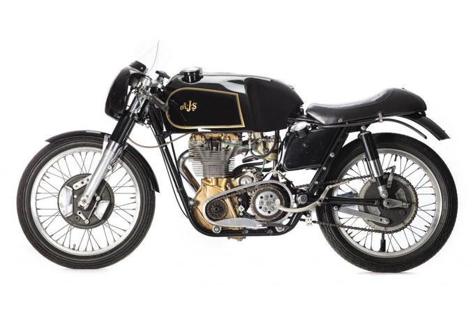 AJS motorcycle service manuals