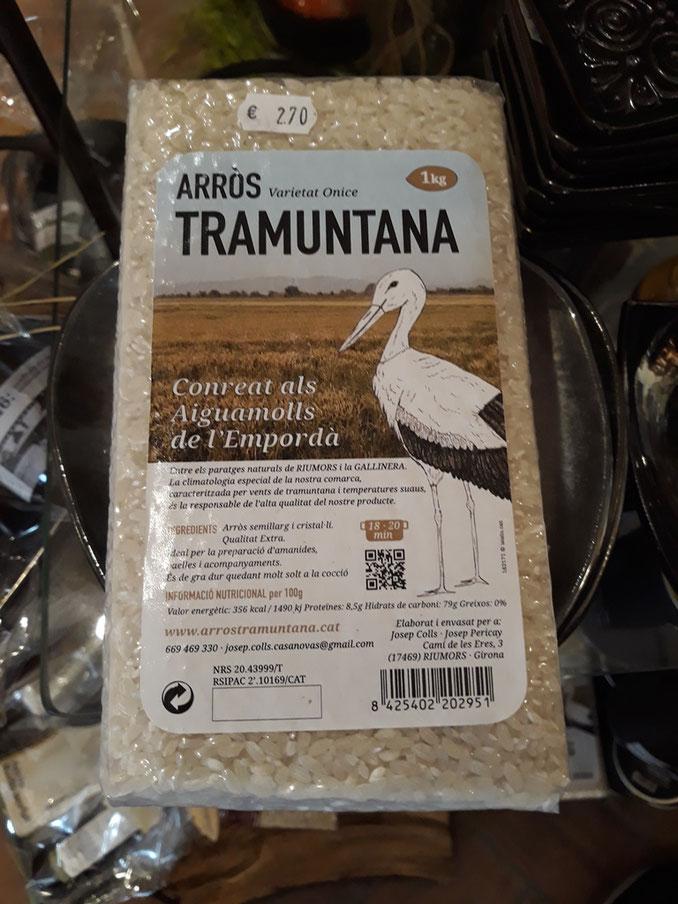 Рис из Пальса (Каталония). Пальс - Испания