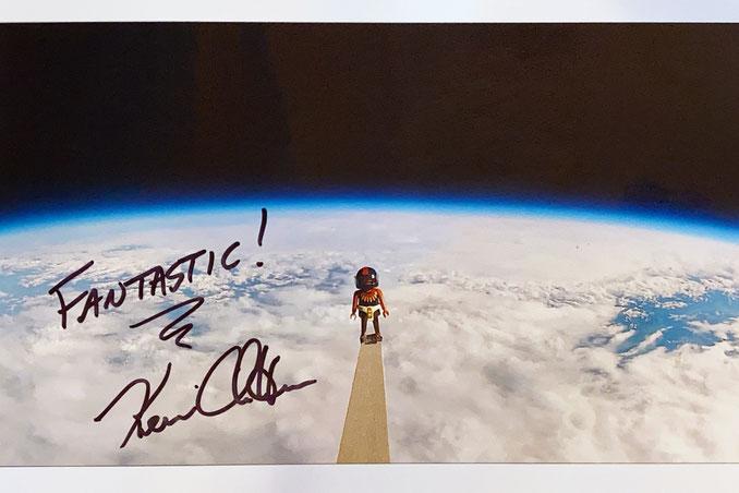 Autograph Kevin Chilton Autogramm