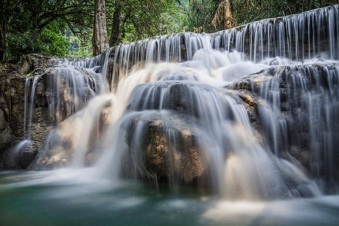 Cascadas de Kouang Si