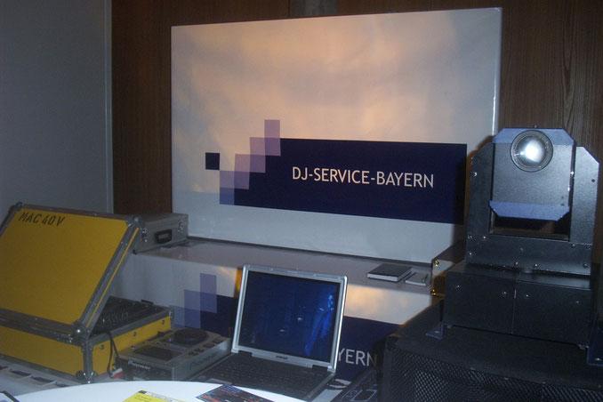 DJ für Messe in München gesucht