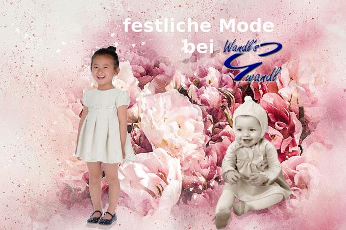 festliche mode für kinder