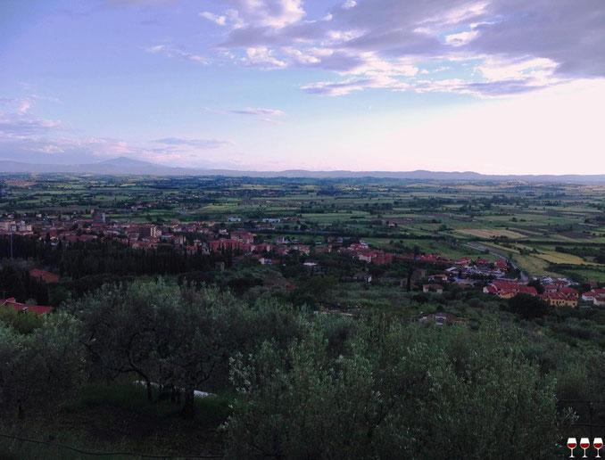 Cortona. Itinerari di VINO. Blog Etesiaca